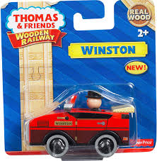FP Thomas & Friends - Winston (Y4085) - the-pennsy-station-llc
