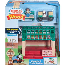 FP Thomas & Friends - Knapford Train Station (FKF49) - the-pennsy-station-llc