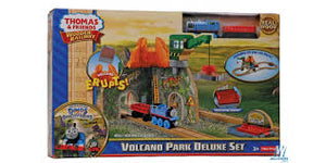 FP Thomas & Friends - Volcano Park Deluxe Set (CDK48) - the-pennsy-station-llc