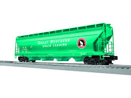 Lionel - Great Northern Hopper - O Scale (3-17140-1) - the-pennsy-station-llc