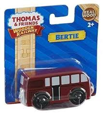 FP Thomas & Friends - Bertie the Bus (BBT41) - the-pennsy-station-llc