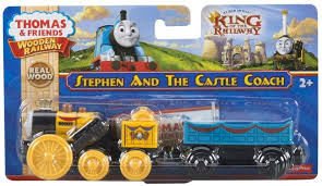 FP Thomas & Friends - Stephen & Coach (Y8783) - the-pennsy-station-llc