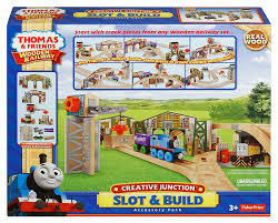 FP Thomas & Friends - Creative Junction Slot & Build (BDG77) - the-pennsy-station-llc
