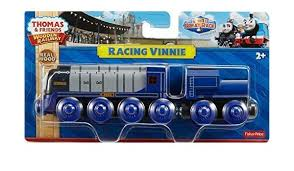 FP Thomas & Friends - Racing Vinnie (DFW79) - the-pennsy-station-llc