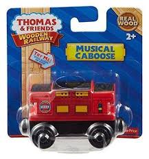 FP Thomas & Friends - Musical Caboose (Y4408) - the-pennsy-station-llc