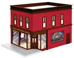 Lionel - Angela's Gallery - O Scale (6-37127) - the-pennsy-station-llc