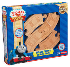FP Thomas & Friends - Small Curve Track Pack (BCG12) - the-pennsy-station-llc