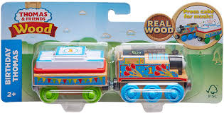 FP Thomas & Friends - Birthday Thomas (FHM61) - the-pennsy-station-llc