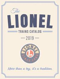 Lionel - 2019 Big Book Catalog - the-pennsy-station-llc