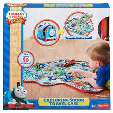FP Thomas & Friends - Exploring Sodor Travel Case (BDG70) - the-pennsy-station-llc