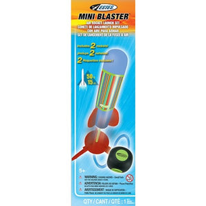 Estes - Mini Blaster Air Rocket Launch Set (1911) - the-pennsy-station-llc
