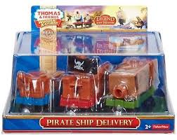 FP Thomas & Friends - Pirate Ship Delivery (CDK36) - the-pennsy-station-llc