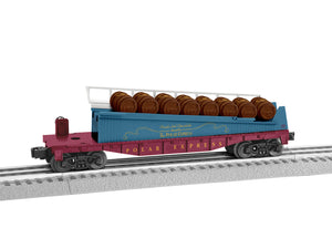 Lionel - The Polar Express - Barrel Car - O Scale (1928430) - the-pennsy-station-llc