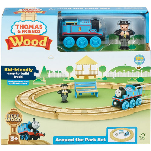 FP Thomas & Friends - Around The Park Set (GDY41) - the-pennsy-station-llc