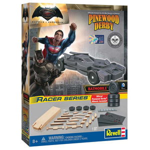 Revell - Pinewood Derby - Batmobile Racer Series (RMXY9449) - the-pennsy-station-llc