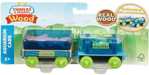 FP Thomas & Friends - Aquarium Cars (GGH18) - the-pennsy-station-llc