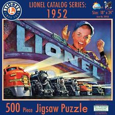 Lionel - '52 Catalog Puzzle (6-20930) - the-pennsy-station-llc
