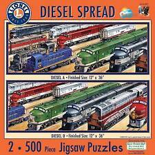 Lionel - Diesel Spread Puzzle (6-20942) - the-pennsy-station-llc