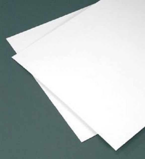 Squadron Products - 3-Pack Sheet Styrene 0.50MM 6