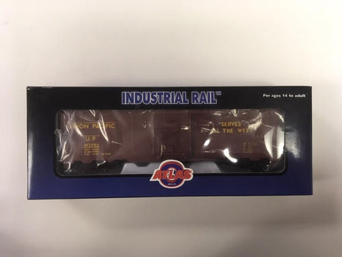 Atlas O - Rolling Stock - UP Boxcar #193552 - O Scale (1002010-1) - the-pennsy-station-llc