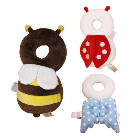 cute Baby Head Restraints Toddler Protection Pad Fall  Headrest Pillow infant child Neck Nursing Cushion 50% off