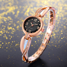 Pazi-Watches | Elegant Rhinestone Bracelet Wrist Watch for Women
