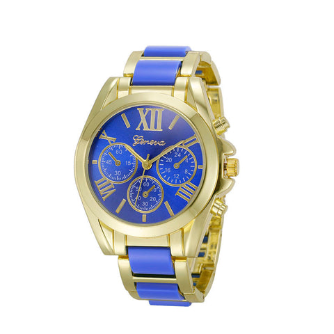Pazi-Watches | Horloges Roman Numeral Men's Wrist Watch