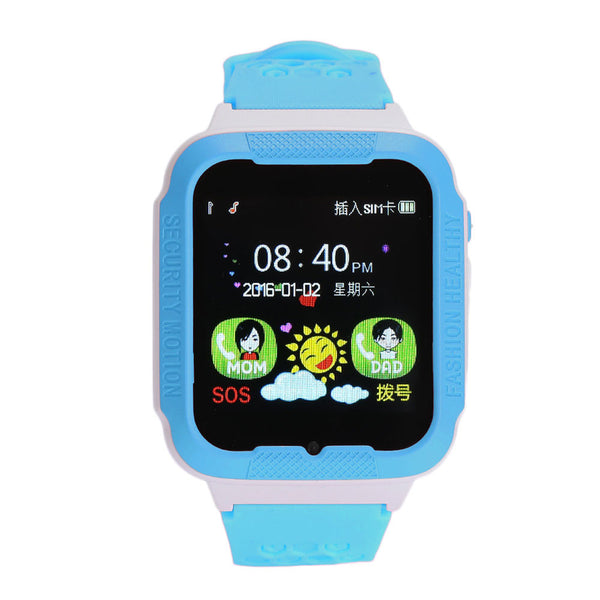 Portable Positioning Children's Smart Watch