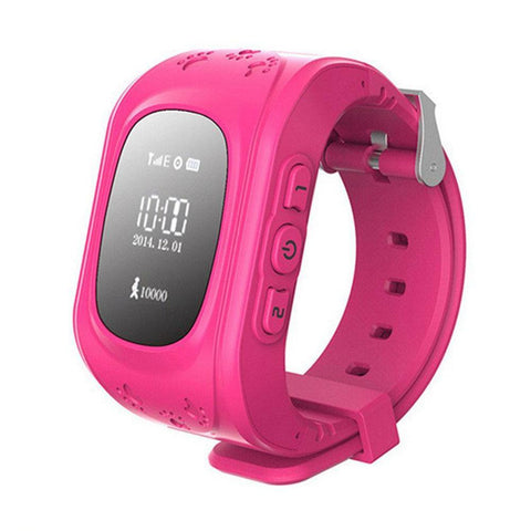 Activity Tracker Bluetooth Watch For Child Kids