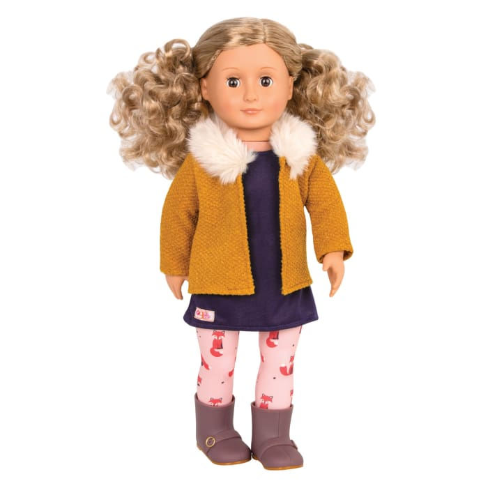 Florence Foxy Regular Our Generation Doll | Our Generation Doll - 062243415409