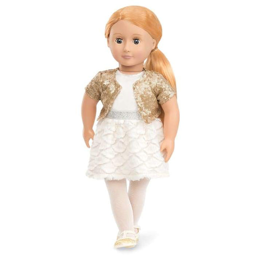 Holiday Hope Our Generation Doll | Our Generation Doll - 062243306448