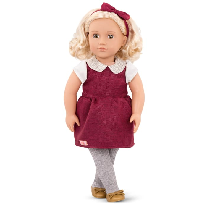 Ivory Regular Our Generation Doll | Our Generation Doll - 062243405097