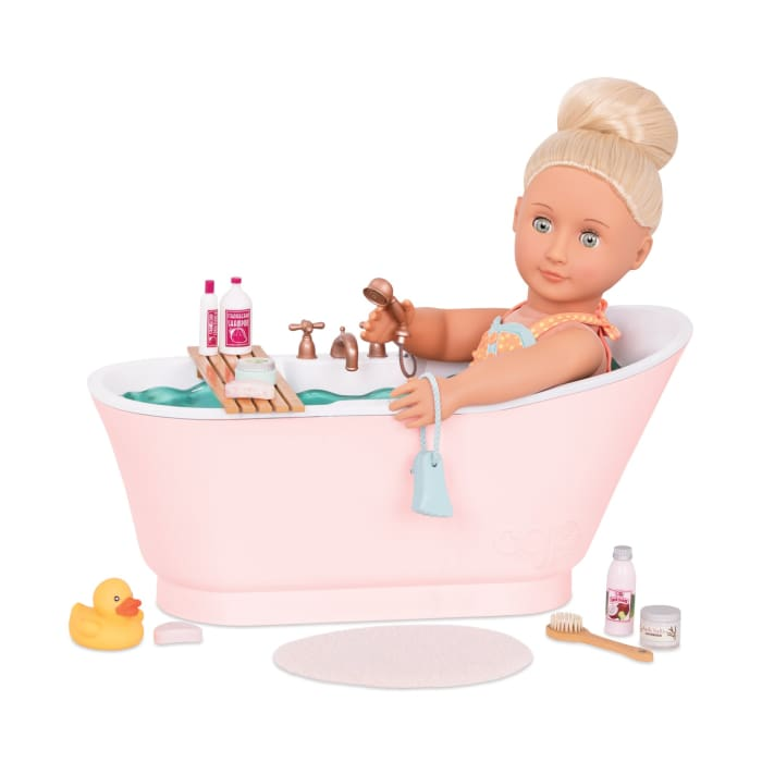 Our Generation Bath And Bubbles Set | Our Generation Accessory - 062243403208