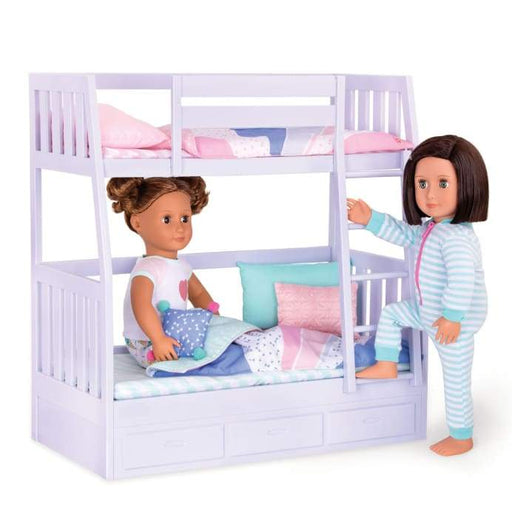 Our Generation Dream Bunk Beds | Our Generation Accessory - 062243408555