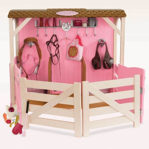 Our Generation Horse Saddle Up Stables Set | Our Generation Horses - 062243408289