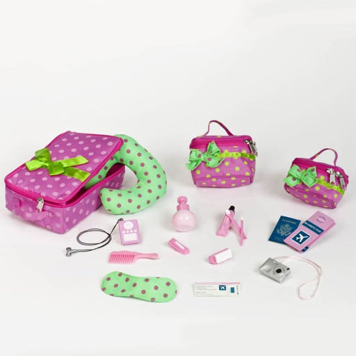 Our Generation Luggage and Travel Set | Our Generation Accessory - 062243262126