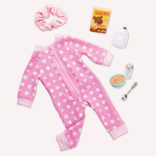 Onesies Funzies Regular Pyjama Outfit | Our Generation Clothes - 062243329553