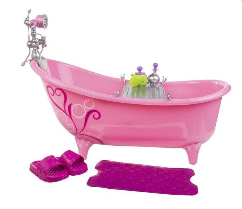 Our Generation Owl be Relaxing Bathtub Set | Our Generation Accessory - 062243256217