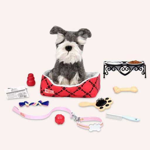 Pet Care Playset OG Accessory Set | Our Generation Accessory - 062243328488