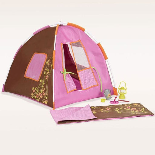 Our Generation Polka Dot Camping Set | Our Generation Accessory - 062243262157