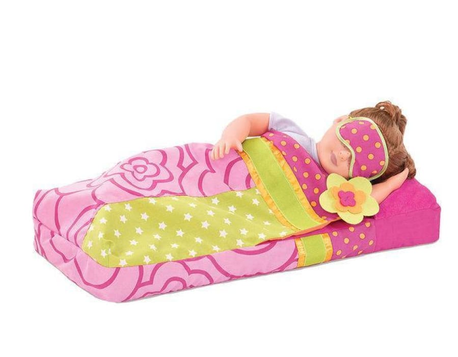 Our Generation R.s.v Be Me Inflatable Sleeping Bag Set Home Accessory | Our Generation Accessory - 62243256224
