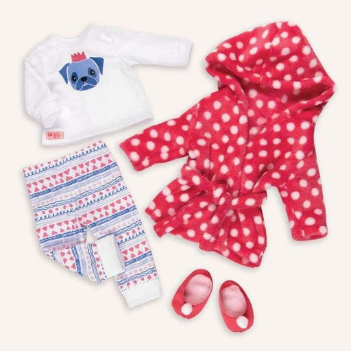 Snuggle Up! Deluxe Bedtime Outfit | Our Generation Clothes - 062243328440
