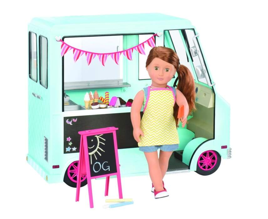 Sweet Stop Playset OG Accessory Set | Our Generation Accessory - 62243324039