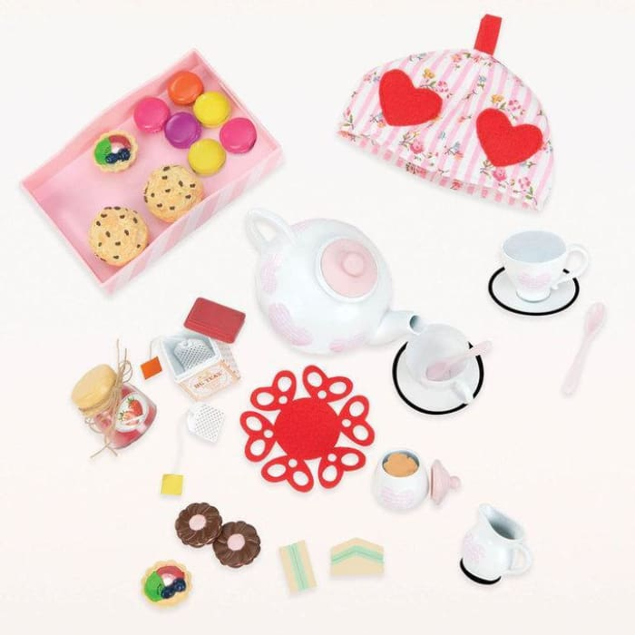 Our Generation Tea for Two Accessory Set | Our Generation Accessory - 62243288461