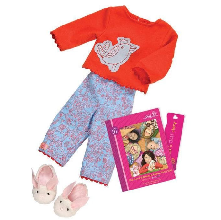 Our Generation Willow - Read & Play Set | Our Generation Clothes - 62243315815