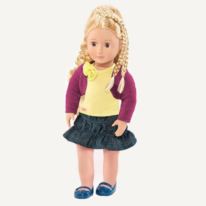 Phoebe Our Generation Hair Play Doll | Our Generation Doll - 62243253117