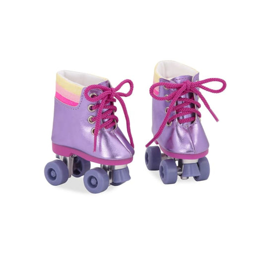 Rainbow Rollers Our Generation Dolls Shoes | Our Generation Accessory