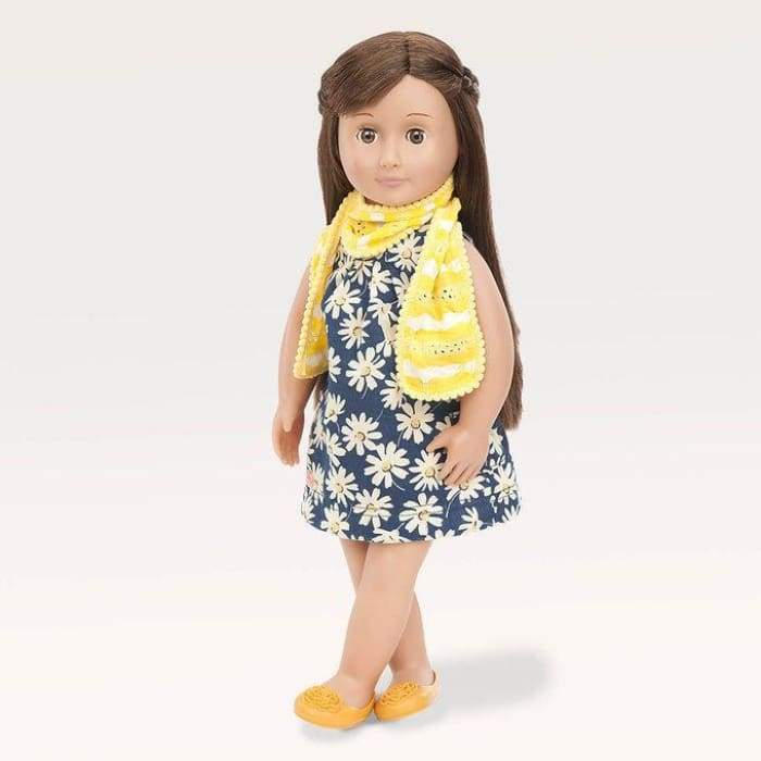 Reese with Book Our Generation Deluxe Doll | Our Generation Doll - 062243285040