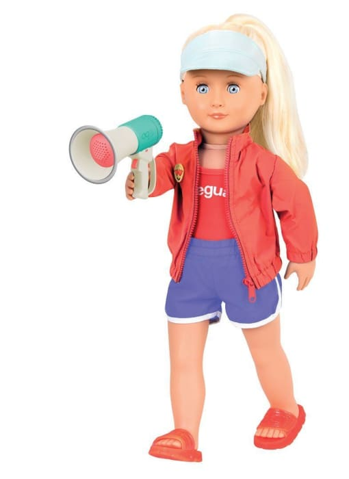 Seabrook Our Generation Life Guard Professional Doll | Our Generation Doll - 062243350748