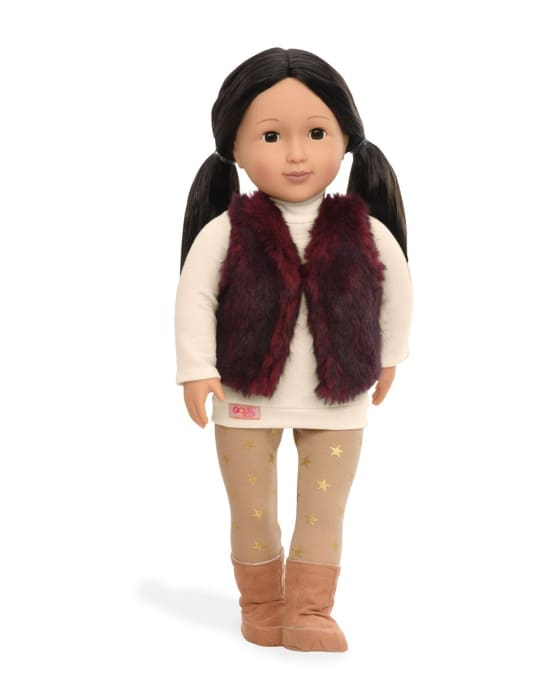 Tamaya Regular Our Generation Doll | Our Generation Doll - 62243328297